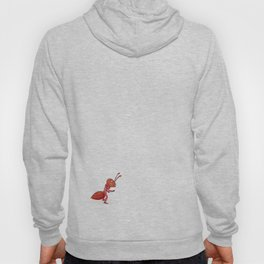 Red ant Hoody