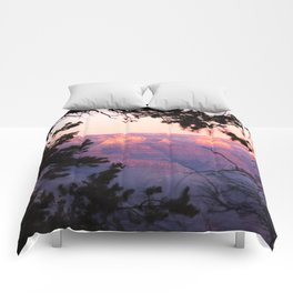 Sunset at Grand Canyon 2 Comforters