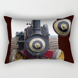 Steam Power 1 - Tractor Rectangular Pillow