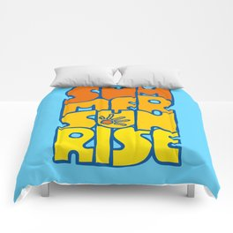Summer Sunrise Comforters