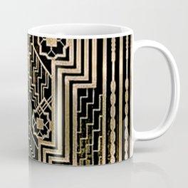 Art Nouveau Metallic design Coffee Mug