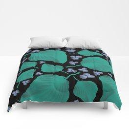 Patterns Floral Design Comforters