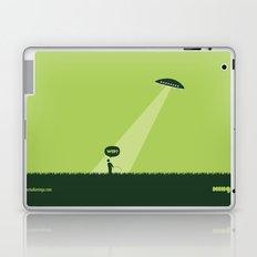 WTF? Ovni! Laptop & iPad Skin