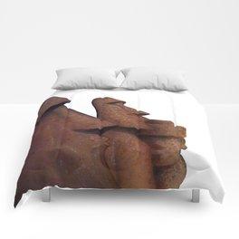 Moai Comforters