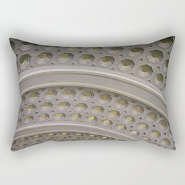 Textured Ceiling Rectangular Pillow