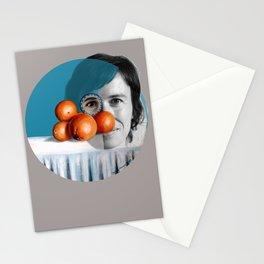 The ORANGEGIRL Stationery Cards