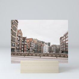 Speicherstadt Mini Art Print