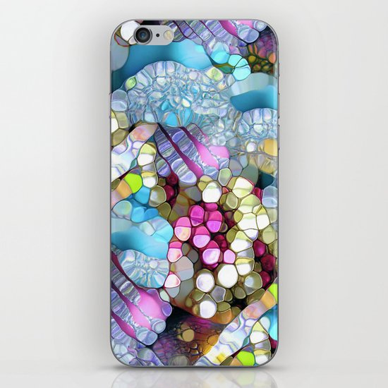 Coctails at the pool. iPhone & iPod Skin