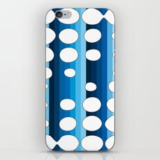 Stripes and Spots iPhone & iPod Skin