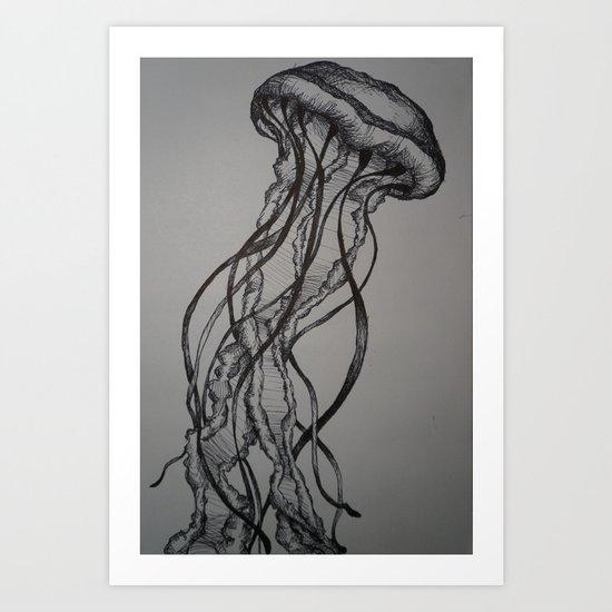 Vert Art Print