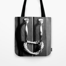 Locked Tote Bag