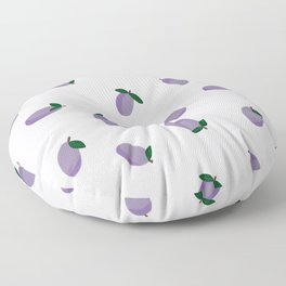 Plums Floor Pillow