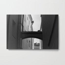 European Buildings 4 Metal Print