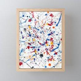 Exhilaration Framed Mini Art Print