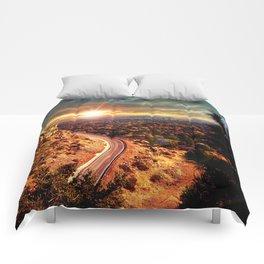Billings Montana 2 Comforters