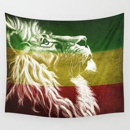 King Of Judah Wall Tapestry