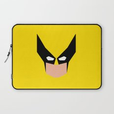 Wolverin e superhero Laptop Sleeve