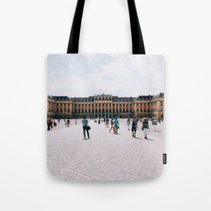 Schönbrunn Castle Tote Bag