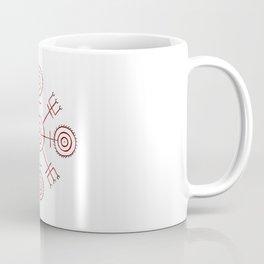 Veiðistafur - For Luck in Fishing Coffee Mug