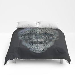Snake Skull Comforters