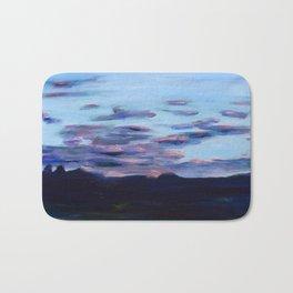 Wetlands at Sunset Bath Mat