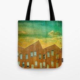 Metaphysical Landscape Tote Bag