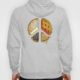 Pie of peace Hoody