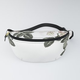 Blackberry Spring Garden - Birds and Bees Floral IV Fanny Pack