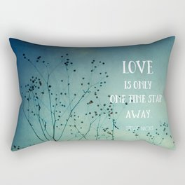 One Fine Star Away Rectangular Pillow