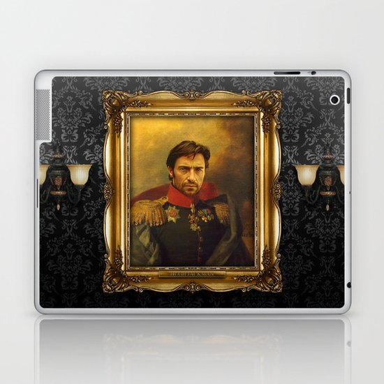Hugh Jackman - replaceface Laptop & iPad Skin