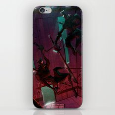 I HAVE A THING FOR NINJAS iPhone & iPod Skin