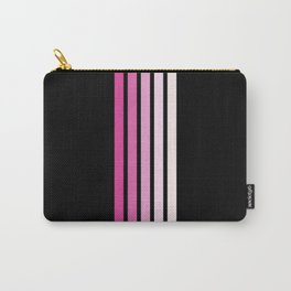 Five Thin Colorful Stripes 034 Carry-All Pouch