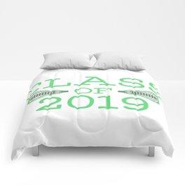 Class of 2019 Lacrosse - Green Comforters