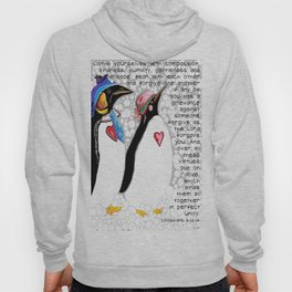 Clothe Yourselves with Compassion Hoody