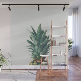Pineapple Top Wall Mural