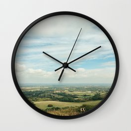 I Can See For Miles Wall Clock