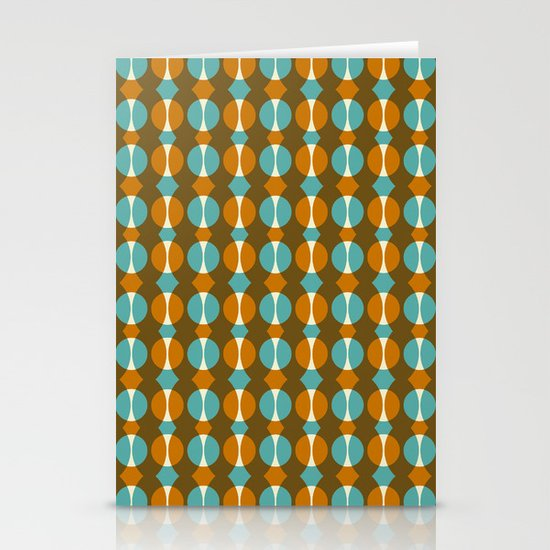 Retro Eight Stationery Cards