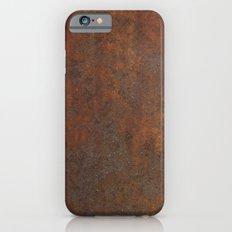Rust Slim Case iPhone 6
