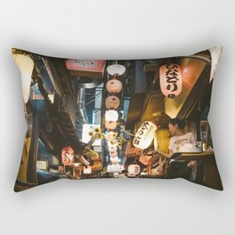 Omoide Yokocho. Rectangular Pillow
