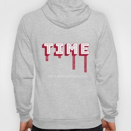 Time Is Momentary Endlessness Hoody