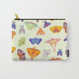 Moth - pastel Carry-All Pouch