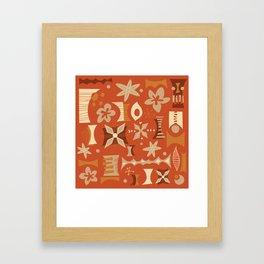 Mayon Framed Art Print