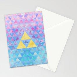 Zelda Geometry Stationery Cards