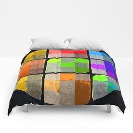 Tender Buttons Comforters