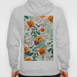 Wildflowers #pattern #illustration Hoody