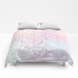 Holographic Silk I. Comforters