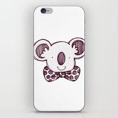HI I'm a Koala iPhone & iPod Skin