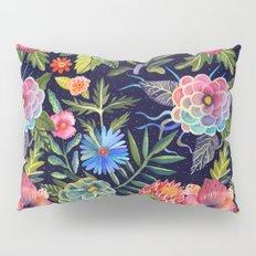Cosmic Florals Pillow Sham