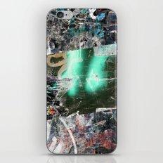 Collide 12 iPhone & iPod Skin