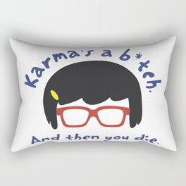 According to PG Tina... Rectangular Pillow
